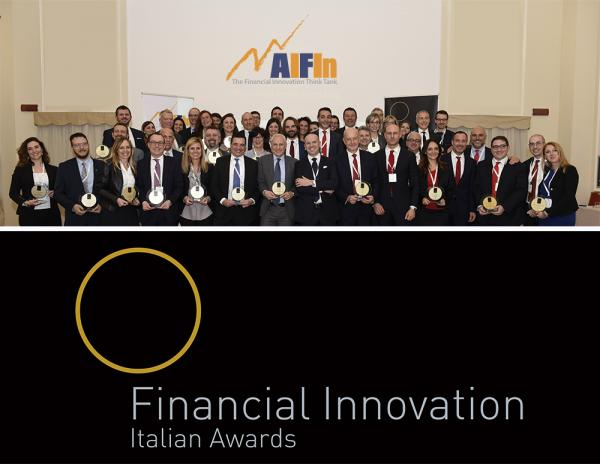 "Premio AIFIn ""Financial Innovation - Italian Awards"" -  XV Edizione. I Vincitori"
